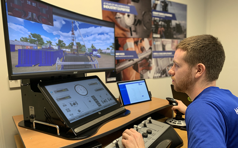 Smart Simulation Technology Enhances Training