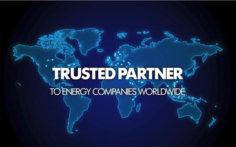 Trusted Partner to Energy Companies Worldwide
