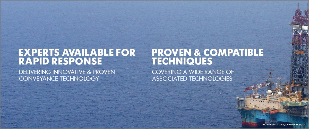 PROVEN & EXPERIENCED OFFSHORE SOLUTIONS