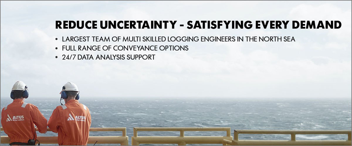 REDUCE UNCERTAINTY - SATISFYING EVERY DEMAND